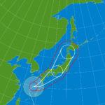 台風の予想が外れるのはなぜ?実は当たらない事の方が多い!?